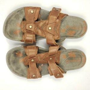 Merrell size 8 select grip sandals